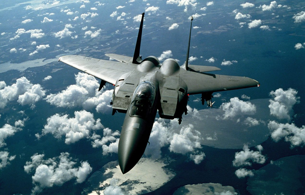 10 Best Fighter Jets in the World