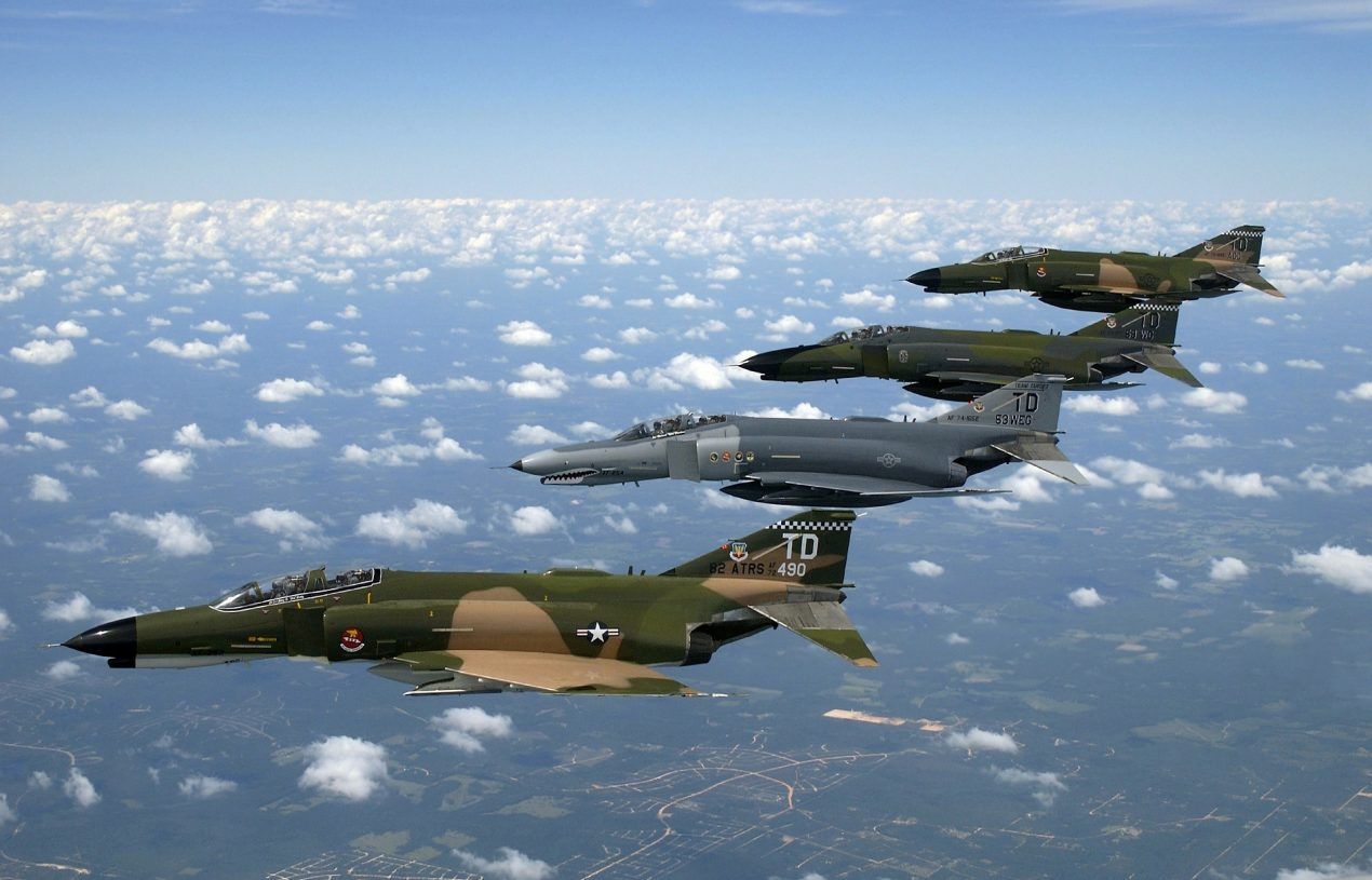 The Newest US Air Force Fighter Jets