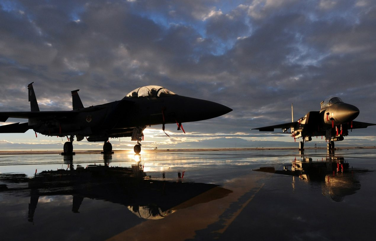 The US's Latest Fighter Aircraft – The Next Gen of Power