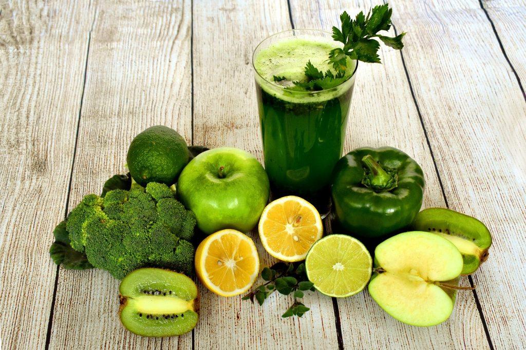 What should eat Fruitarians green vegetarian