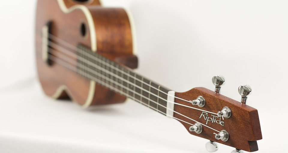Simple Chords and Strings on the Ukulele