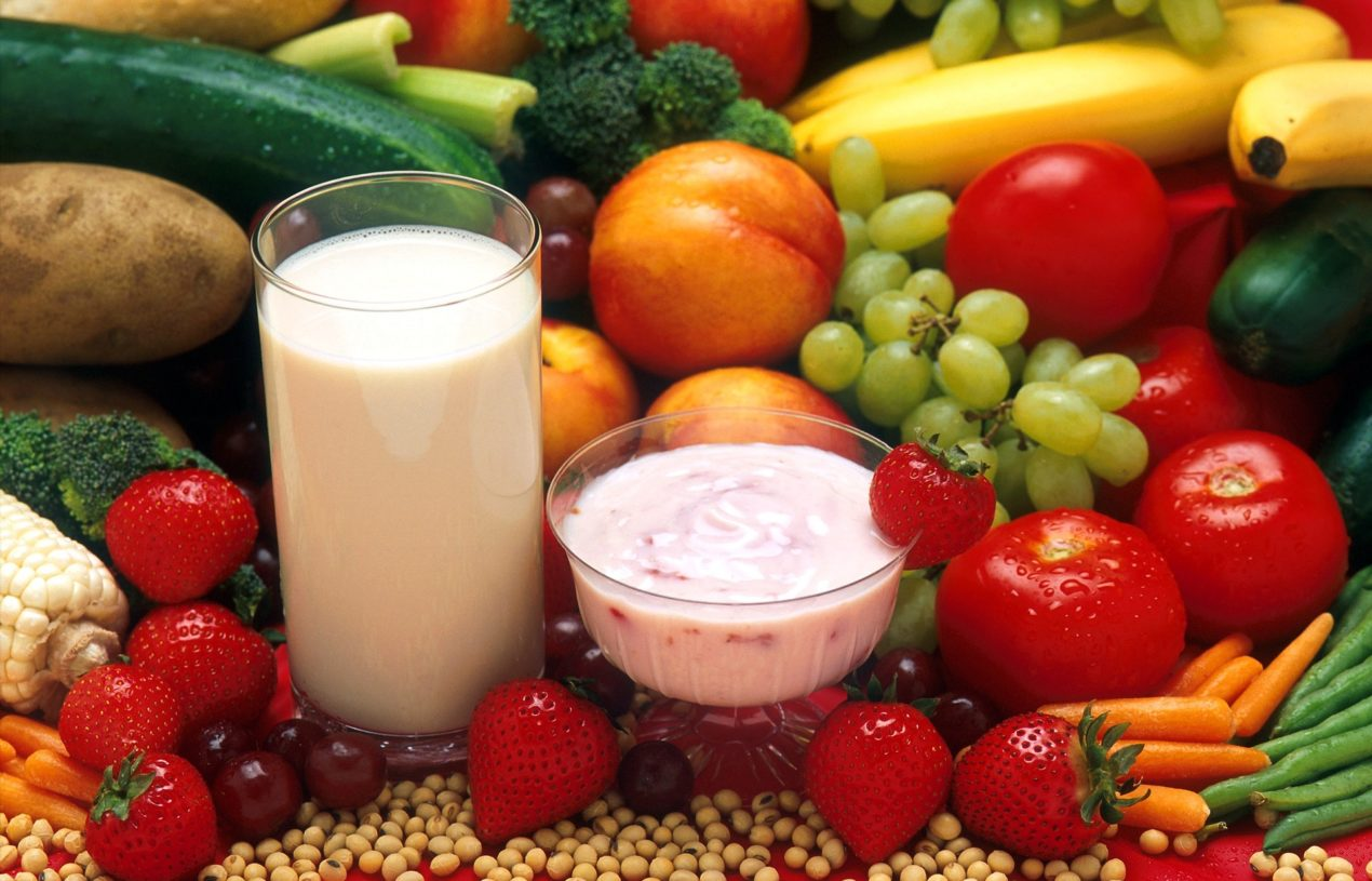 Lacto Vegetarians and Benefits of their Diet